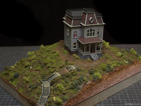 Psycho house model