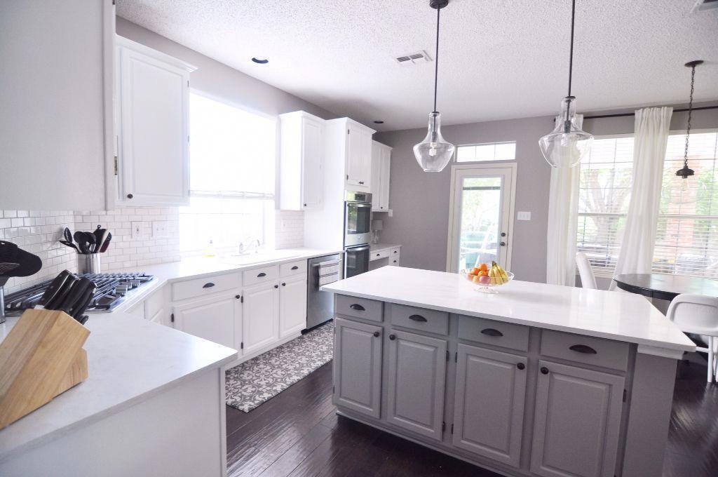 Best Finished Kitchen Renovation Wall Sherwin Williams 640 x 480