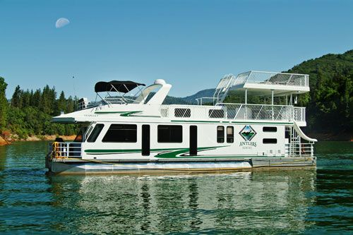 Antlers Resort Marina Orion Houseboat Details Stuff To
