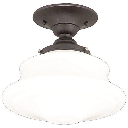Petersburg Semi-Flushmount | Flush mount lighting, Hudson ...