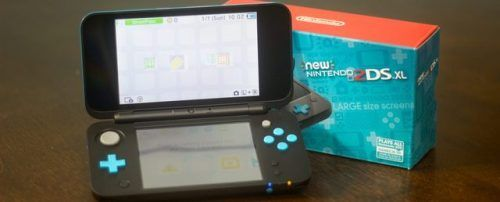 New Nintendo 2DS XL Giveaway (09/05/2017) {WW} via    IFTTT