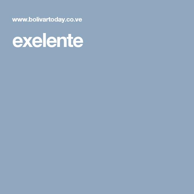 exelente