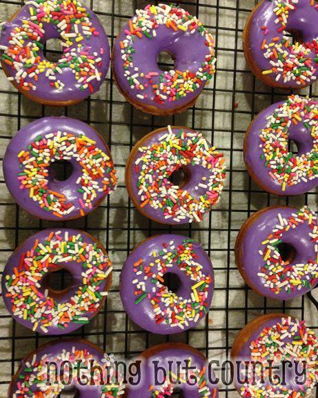 Sunbeam Donut Maker Recipes Cake Mix