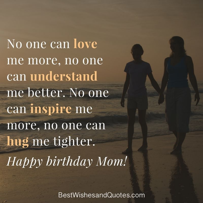 220 Emotional Happy Birthday Mom Quotes And Messages To Share With
