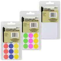 Bulk Color Coding Labels, 315-ct. Packs at DollarTree.com