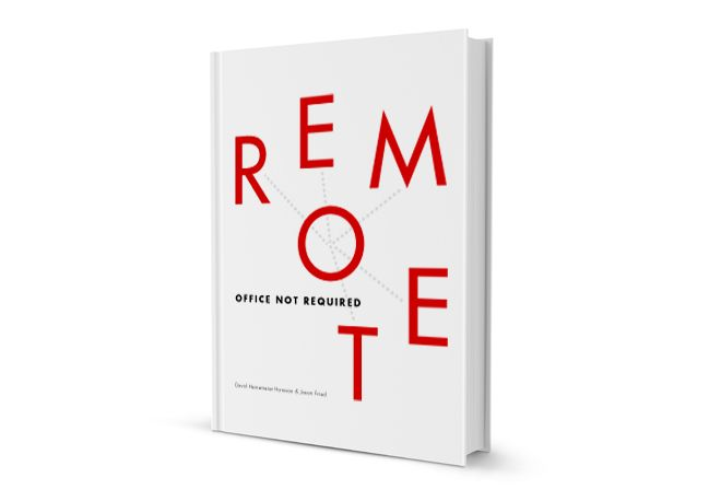 Behind the scenes: Designing the REMOTE book cover