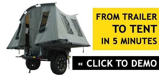 X4 Tent Pod | Jumping Jack Trailers  sc 1 st  Pinterest & X4 Tent Pod | Jumping Jack Trailers | 3 Want | Pinterest | Tents ...
