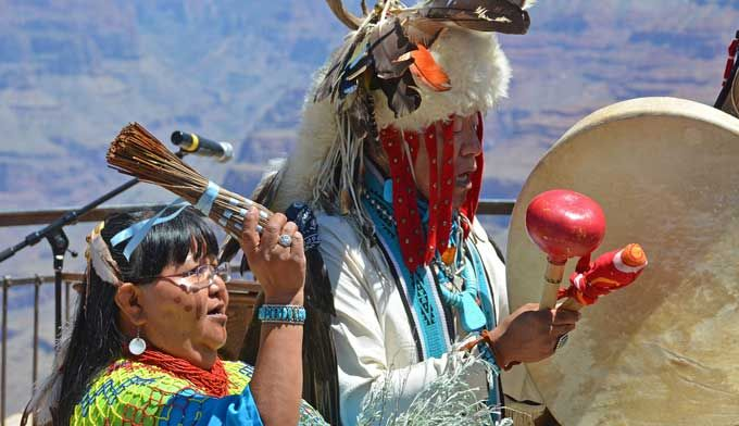 Havasupai People Grand Canyon S Current Native American