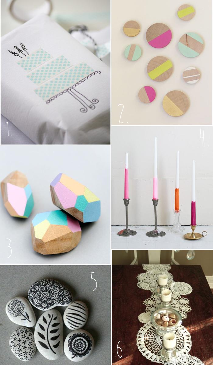 pieces of what: DIY Ideen im Juli