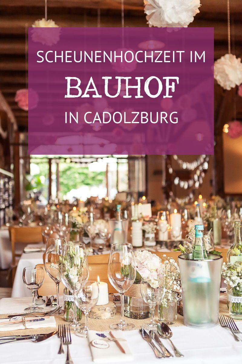 Scheunenhochzeit Im Rustic Wedding Style Im Bauhof Cadolzburg