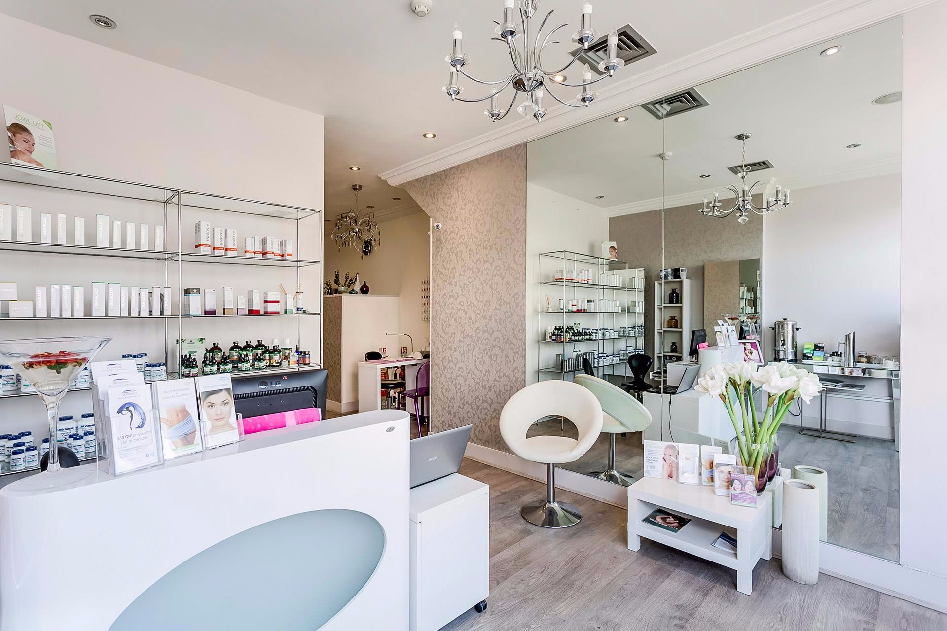 Vervena Beauty Salon And Laser West Hampstead In London Gb Cmd