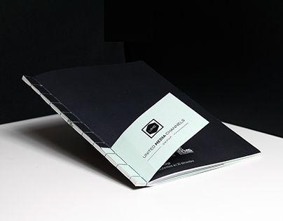 Rapport de stage UMC UMC report   Plus d'images en cliquant sur l'image  Design graphique - édition - rapport de stage - stage - mise en page - reliure japonaise  design - graphic - editorial - report - internship - print - layout - indesign - Japanese bindin