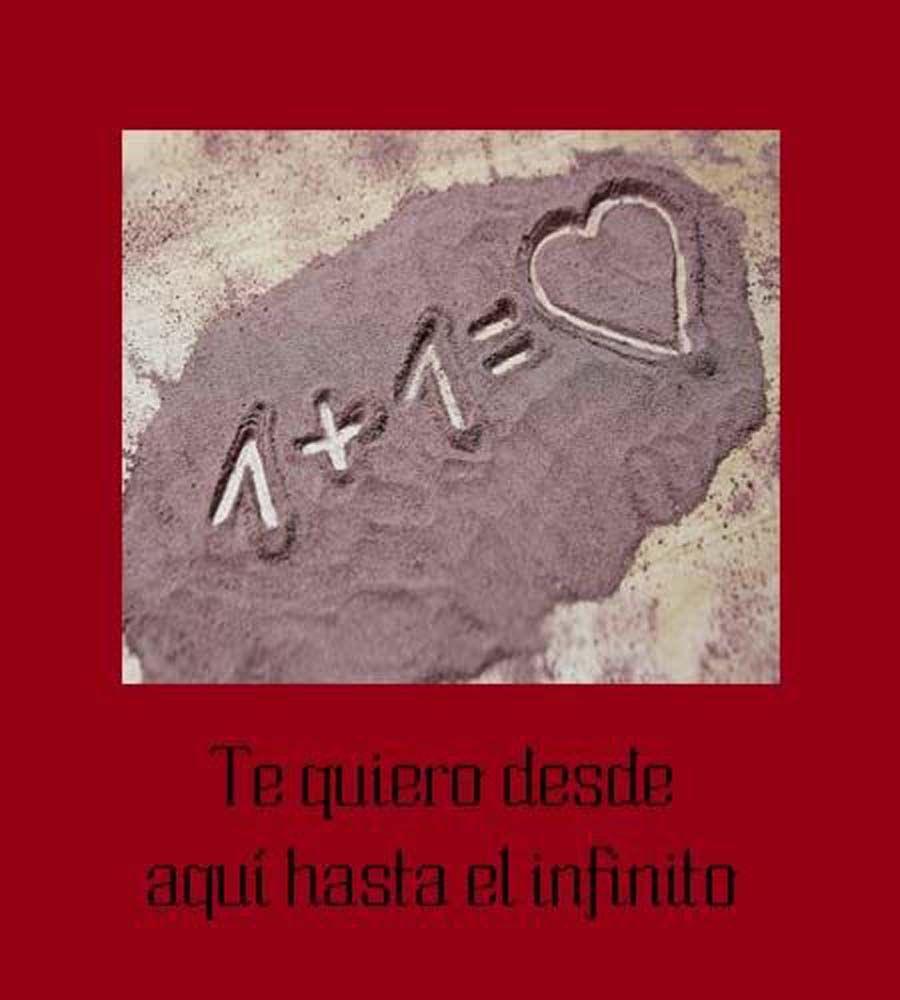 Te Quiero Hasta El Infinito 3 Frases Bonitas Memes Para Mi Novio Imagenes De Buenas Noches Amor