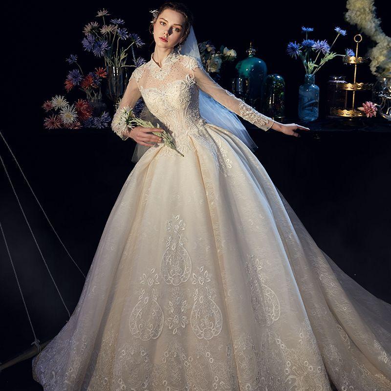 35++ See through corset ball gown wedding dress ideas in 2021