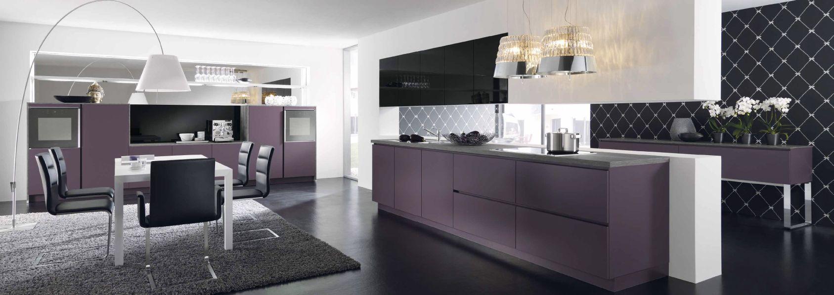 DesignerKüche von Alno Einbauküche, Küchendesign