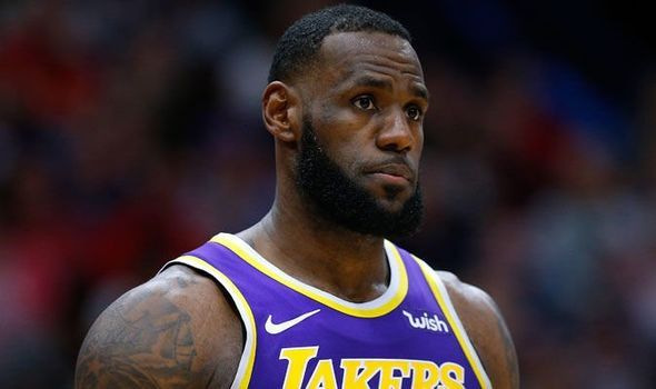 0d07f8b4095 Los Angeles Lakers to complete surprise deal TODAY to boost LeBron James  playoff hopes