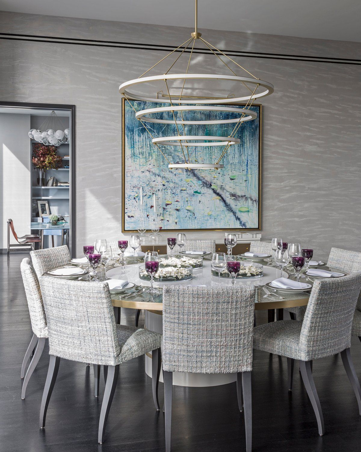 """Model Apartments: See More Of Drake/Anderson's """"One57 Model Apartment"""" On"""