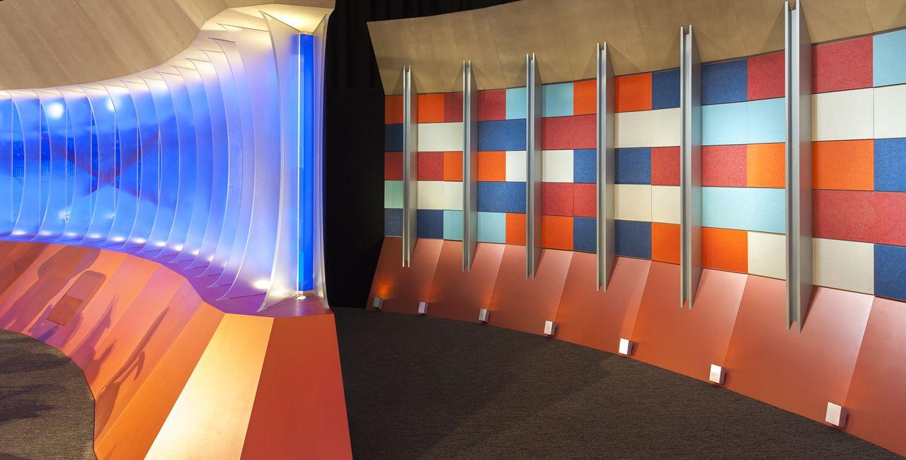 The Footy Show, Melbourne Carpet installation, Melbourne