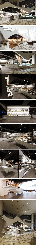 IL LAGO Bakery U0026 Wine Shop By Design BONO, Goyang City U2013 South.