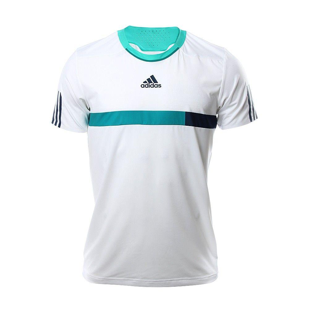 camiseta tenis adidas