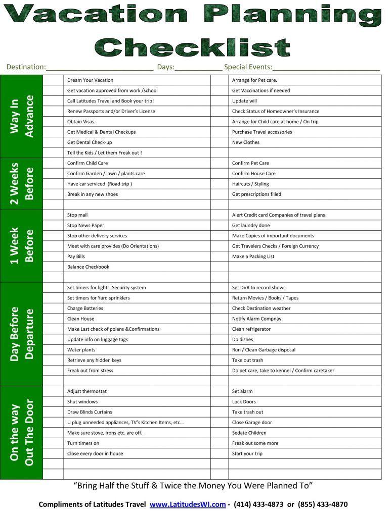008plantemplatebusinesstravelplanningchecklistbest
