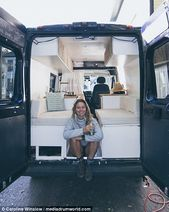 Photo of Netflix and Drill: Caroline named the van Roxi, a bit of a nod to her previous …