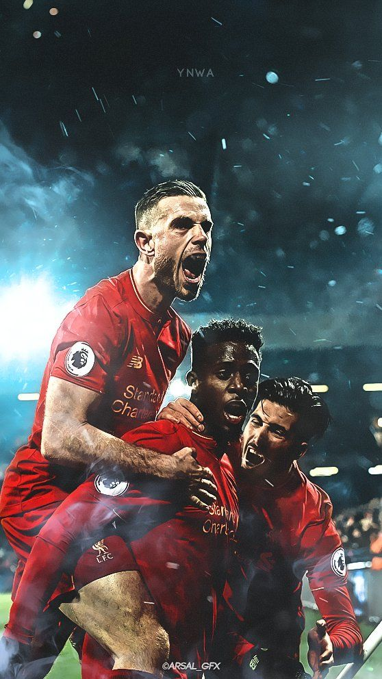 Image result for liverpool fc wallpaper players 2017