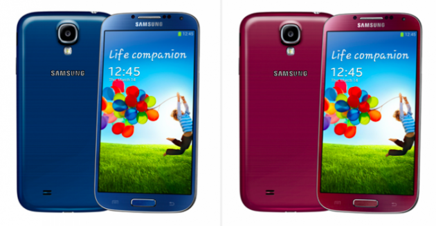 10m Galaxy S4 Units Shipped New Colors This Summer Samsung Galaxy S4 Samsung Galaxy Samsung