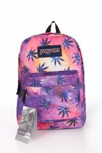 Galaxy Space Vintage Jansport Canvas Backpack Uban .galaxy ...