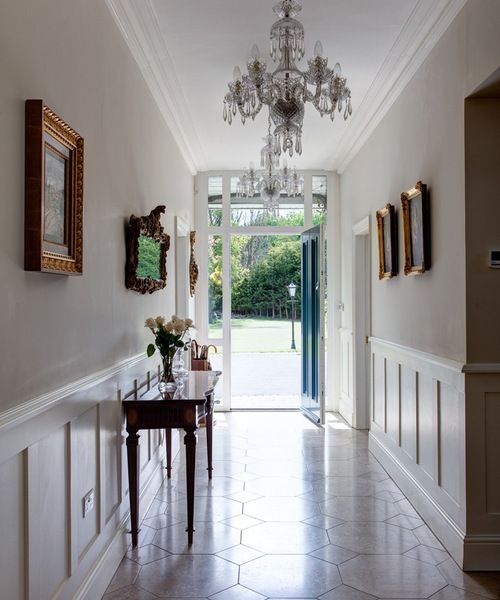 10 Design Tips to Brighten a Dark Hallway | Dark hallway ...