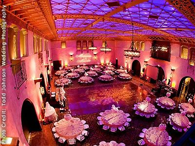 Hollywood Roosevelt Hotel Wedding Venues Los Angeles 90028 Repinned From County