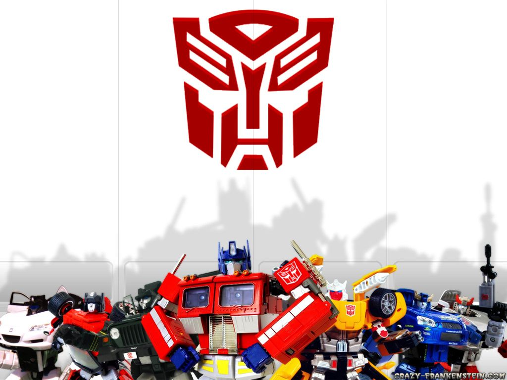 Group Of Transformers Animated Hd Wallpaper