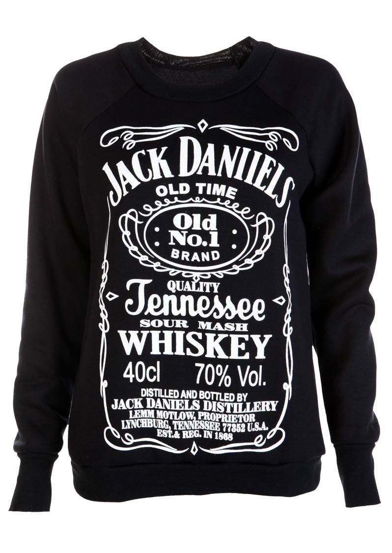 Billige Klamotten Black Jack Daniells Sweat Shirt Retail Wish List Pinterest