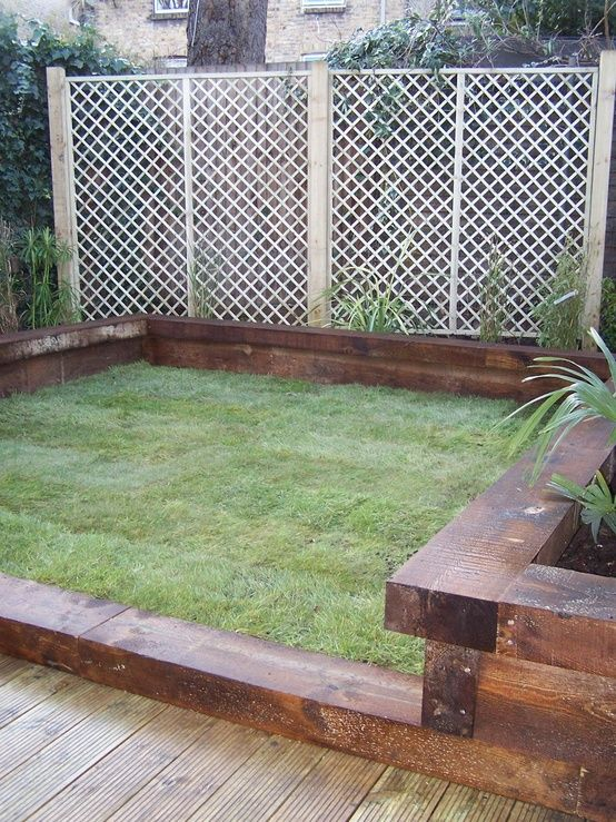 Designated Dog Potty Area With Artificial Grass That Can