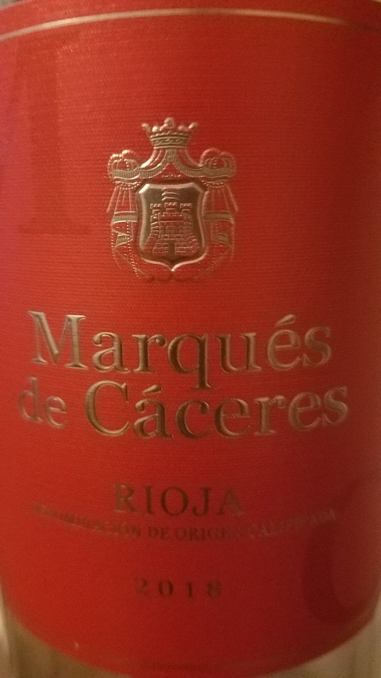 Marques De Caceres 2018 Rioja Rosado 4 Tines In 2020 Wine And Beer Rioja Wines