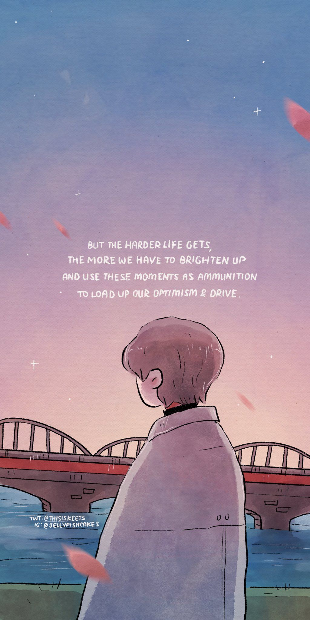 Pebble On Twitter Bts Wallpaper Bts Drawings Bts Quotes Anime quotes iphone wallpaper