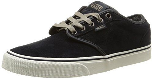 Era 59, Sneakers Basses Mixte Adulte - Noir (Vintage Sport), 42.5 EU/8.5 UK/9.5 USVans