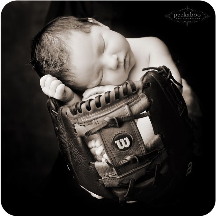 So cute! I wanted to do this with Madden when he was new. Katie is one of my favorite photographers ever.