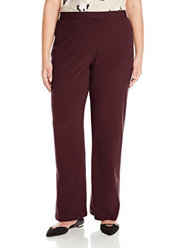 da10fa19b12d8 Sag Harbor Women s Plus-Size Slimming-Panel Pant -- Find out   http