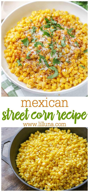 Mexican Street Corn {Torchy's Copycat!} | Lil' Luna