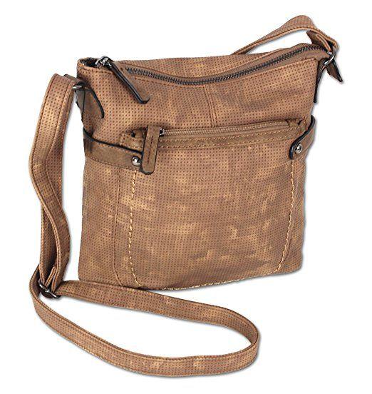 Schwarz Jennifer Jones Jeans Damen Umhängetasche Handtasche  Schultertasche