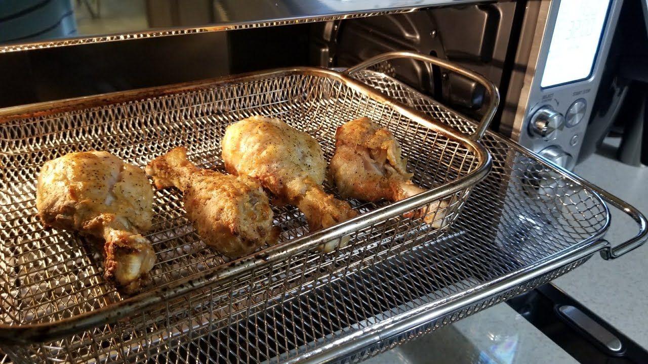 Breville Smart Oven Air Fried Chicken Kentucky Kernel Air Fryer Oven Recipes Smart Oven Air Fried Chicken