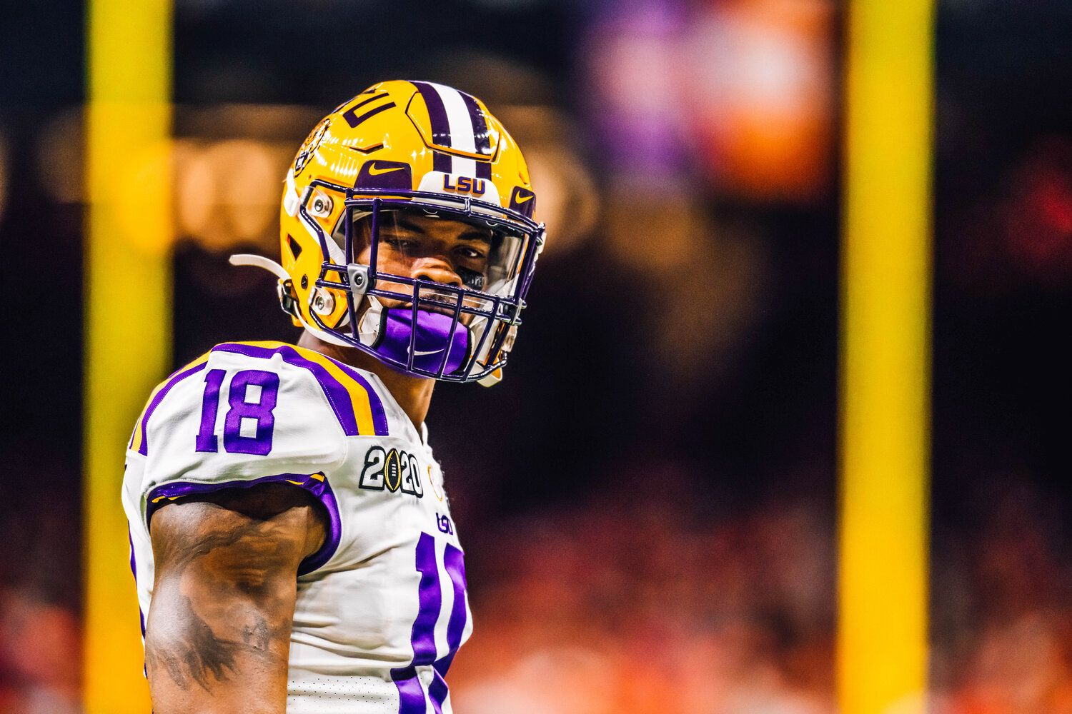 Lsu Football Undefeated Champions 2019 Sports Photography Jordan Hefler In 2020 Lsu Football Football Sports Photography