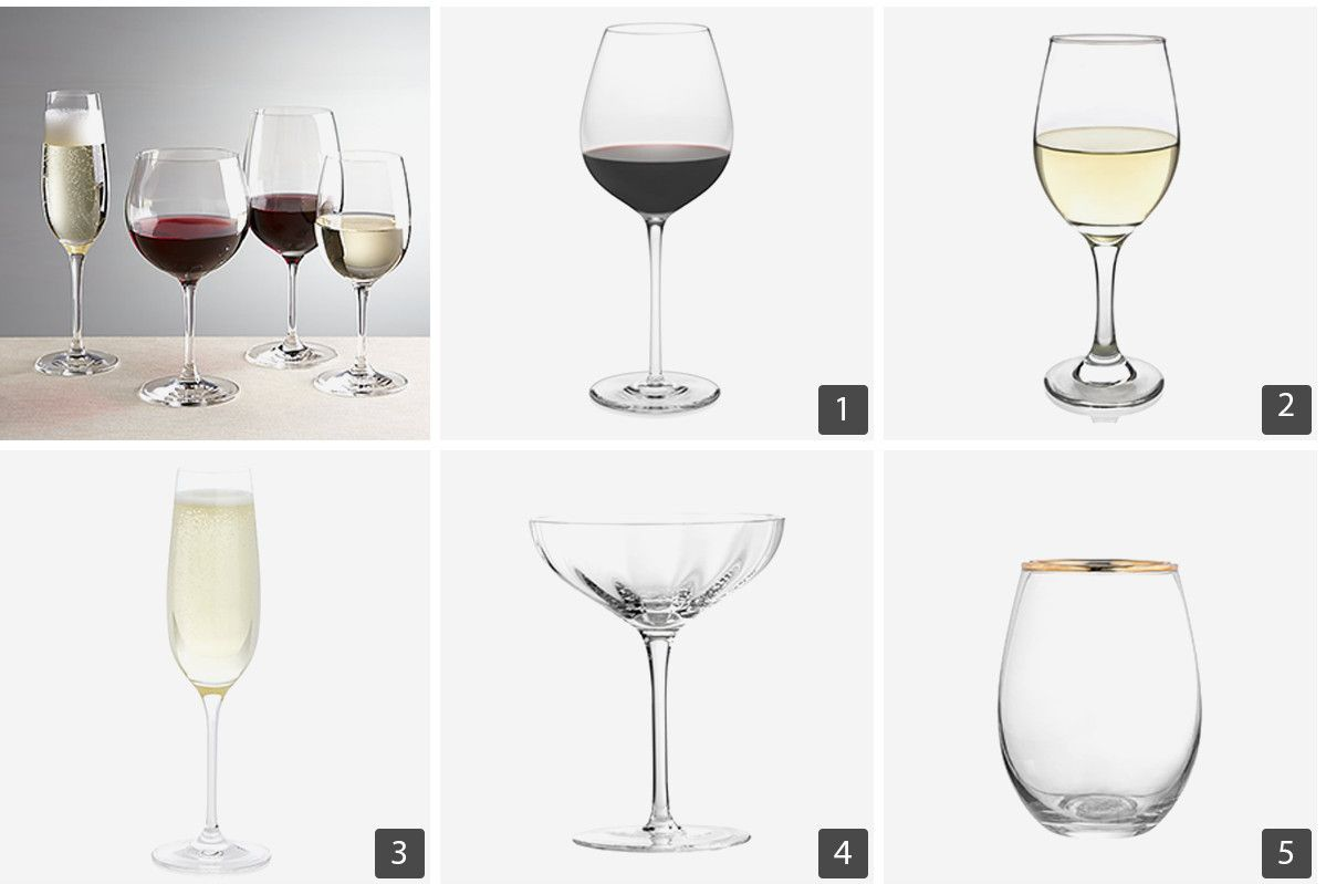 15 Types Of Cocktail Glasses Every Hostess Needs Types Of Cocktail Glasses Traditional Wine Glasses Types Of Cocktails