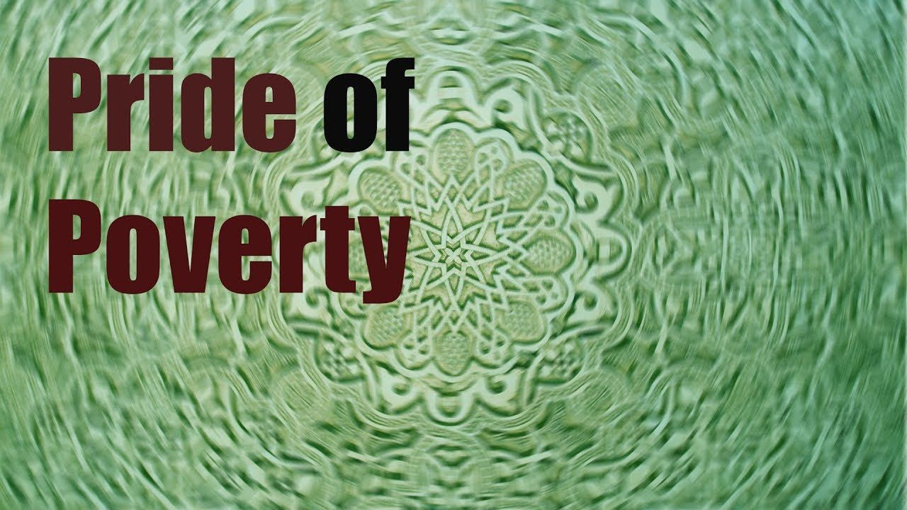 religion poverty and wealth