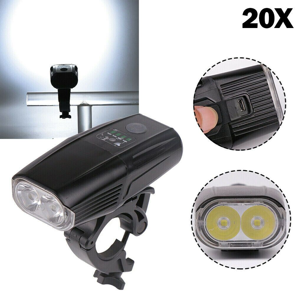 FREE EXPRESS POST Moon Meteor Storm PRO 2000 Power Front Light