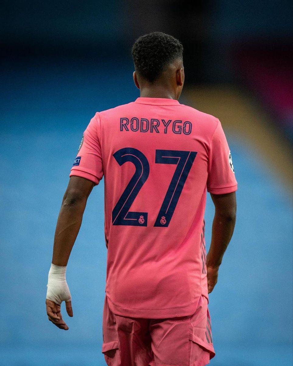 Rodrygo Goes Em 2020 Gol Selecao Brasileira Temporadas