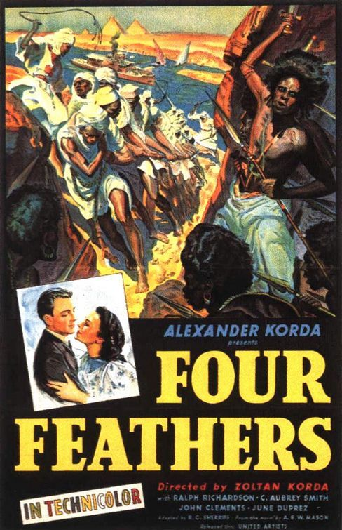 Watch The Four Feathers Full-Movie Streaming