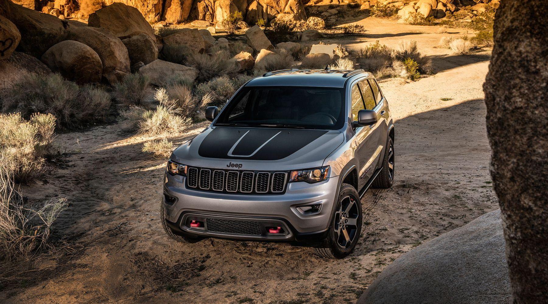 Offroad Jeep Grand Cherokee Trailhawk Http Www Webaraba Com
