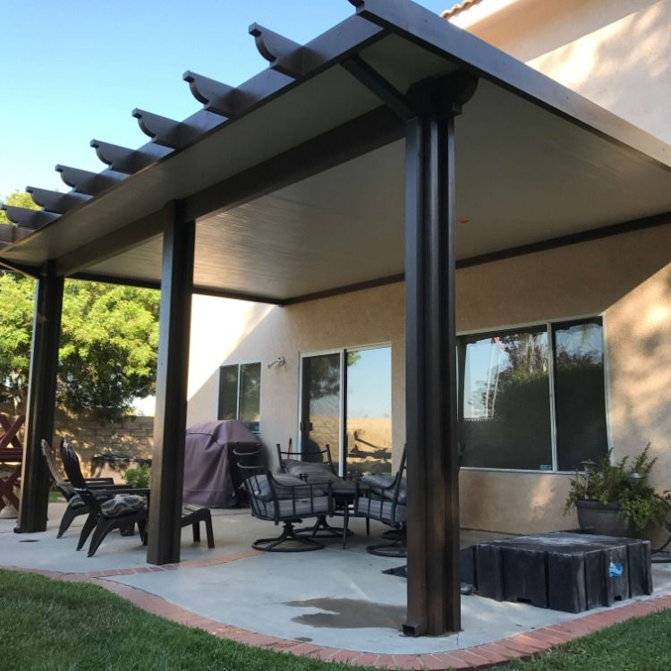 Best Patio Cover Kits Reviews In 2020 Aluminum Patio Covers Diy Patio Cover Diy Patio